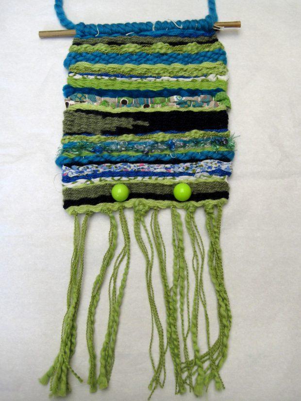 Atelier tissage : quand tisser des liens, des couleurs et des envies devient un jeu d'enfants !