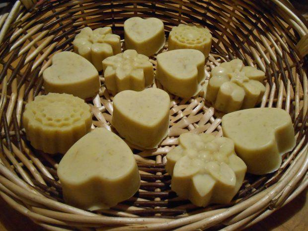 Atelier de fabrication de savons naturels