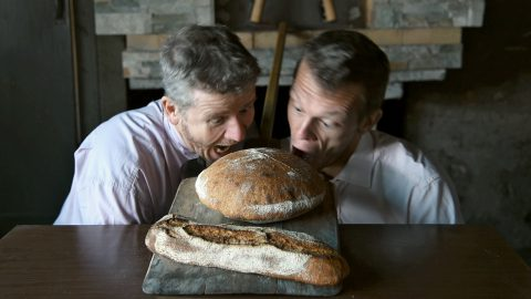 Vidéo : faire son pain au levain maison
