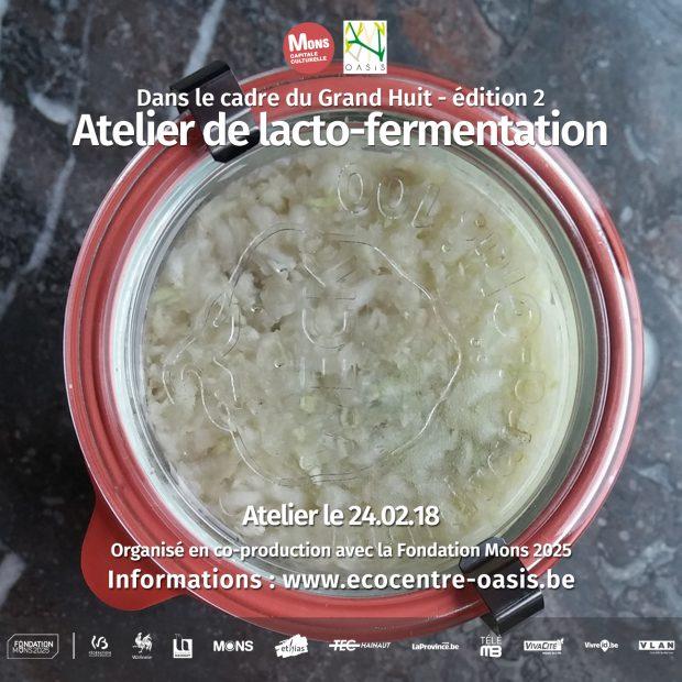 Atelier de lacto-fermentation