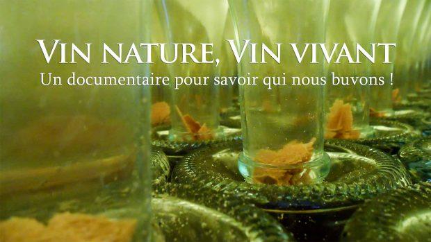 Projection du film Vin Nature, Vin Vivant