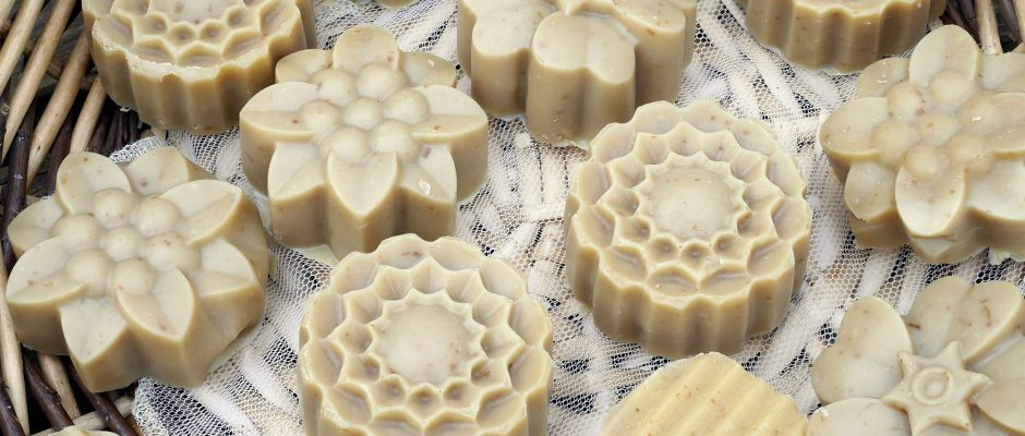 Fabrication de savons naturel
