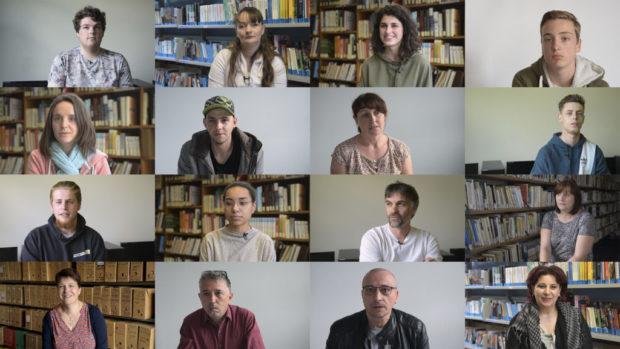 Projection du film « Paroles de Vies » à Boussu